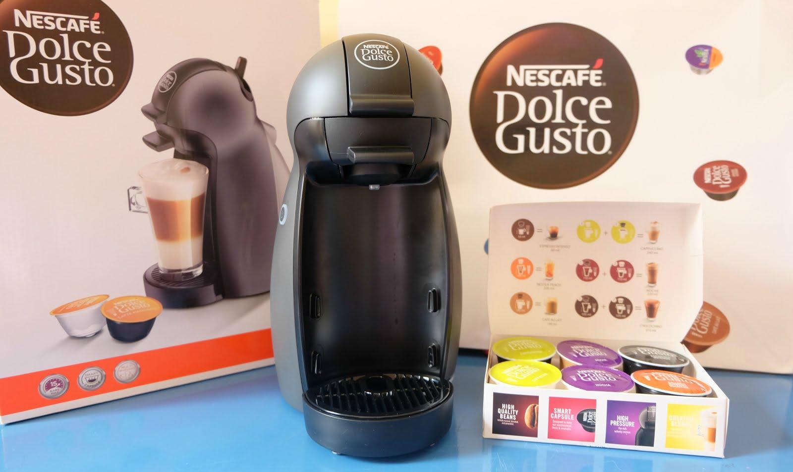 Review Alat Kopi Nescafe Dolce Gusto