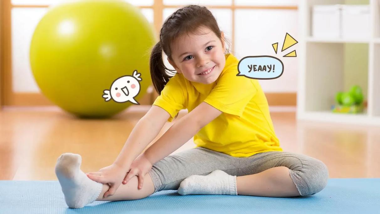 Manfaat Senam Anak Untuk Kekuatan Fisiknya